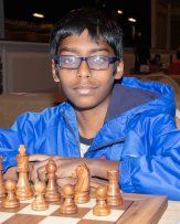 Mission San Jose 6th-grader Aghilan N. tied for 1st at National Chess Championships.